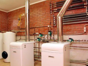 Выбор котла отопления для загородного дома