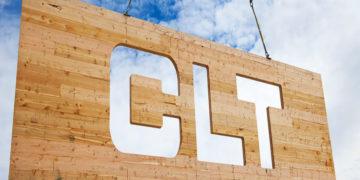 Деревянные перекрестно клееные панели - «CLT-плиты»