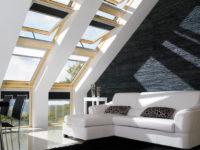 Что вы не знаете о мансардных окнах - особенности конструкции и преимущества