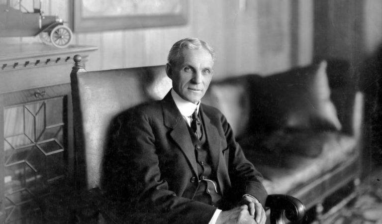 Как добился успеха Генри Форд?
