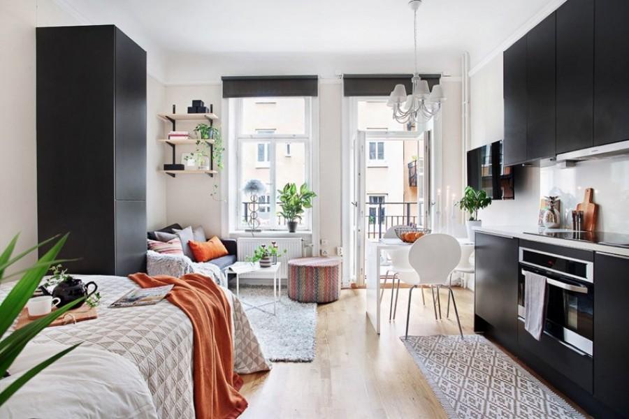 Как обустроить всю квартиру