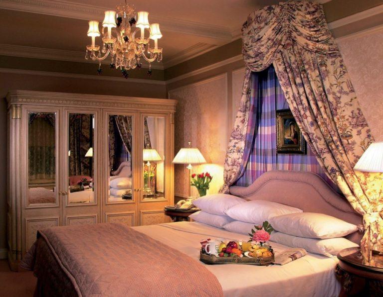 Создаём интерьер спальни
