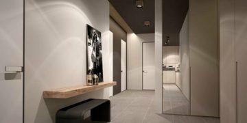 Дизайн интерьера в прихожей
