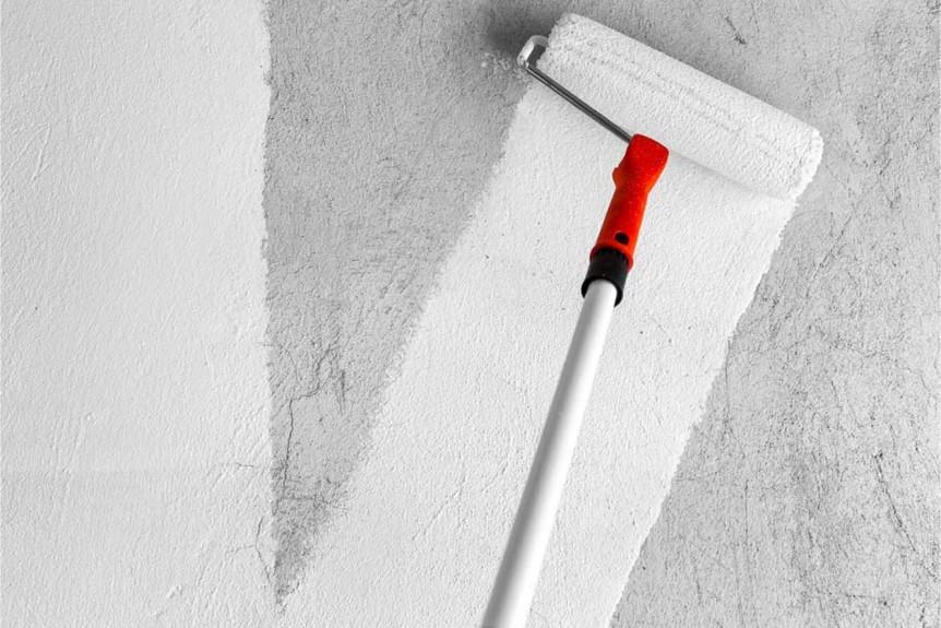 Подготовительные работы грунтовка стен